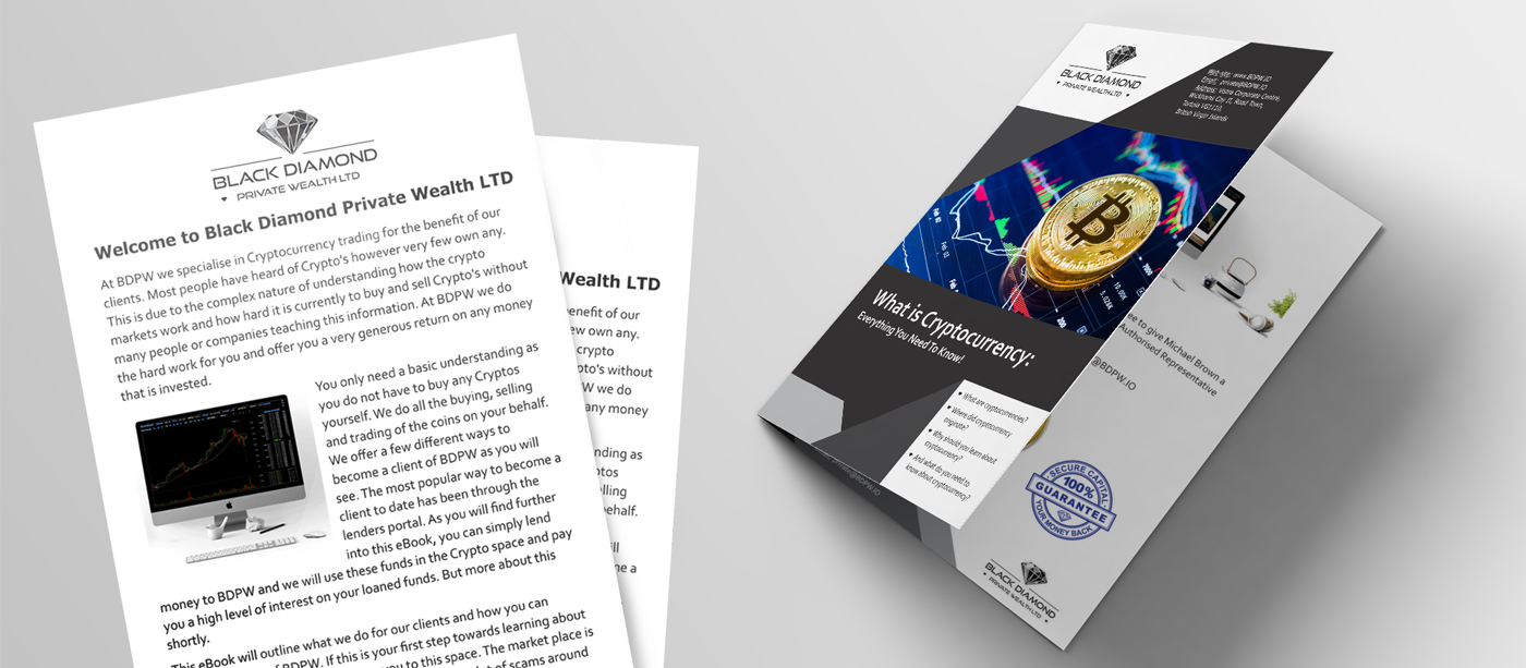 What are cryptocurrencies? Brochure